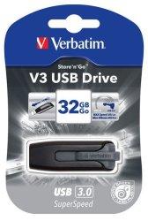 Verbatim - 32gb - Grey Usb 3.0