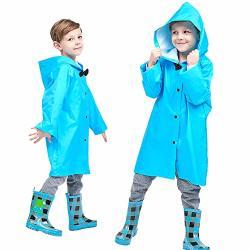 Blue 2-10T Kids Rain Jacket Solid Rain Coats For Girls Boy Rain Coat Rain  Trench Coat Packable Rain Jacket Boys Lightweight Kid | R975 00 | Fancy