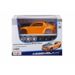 Ford Mustang GT 2014 Street Racer Kit 1:24 Scale