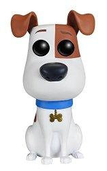 Funko Pop Movies: Secret Life Of Pets Action Figure - Max