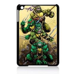 For Ipad MINI 1 2 3 Generation 1 2 3 Phone Case Back Cover - HOT10016 Ninja Turtle Tmnt