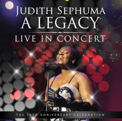 Sephuma Judith - A Legacy - Live In Concert Cd