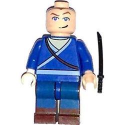 Lego Avatar Minifig Sokka