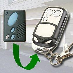Chun-accessory - 3 Button 315MHZ Garage Door Gate Auto Remote Key Control Compatible For Gliderol TM305C GRD2000