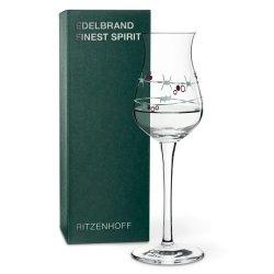 Next Finest Spirits Schnapps Glass A.wilson
