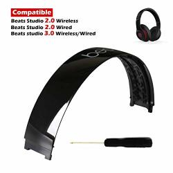 Beats Studio Lektuen 2 Headband Replacement Repair Kit Compatible With 2.0 Wired Wireless Over Ear Headphone With Screwdriver Bl