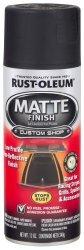 RUST-OLEUM 263422 Automotive Enamel Matte Black