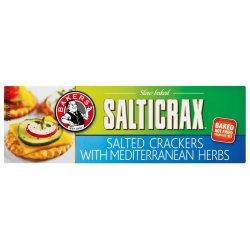Bakers Salticrax Med Herb 200 G