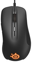 SteelSeries Rival 300 Optical Gaming Mouse - Black