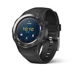 Huawei Watch 2 Sport Smart Watch in Carbon Black