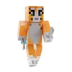 Orange Cat Endertoys 4 Inch Action Figure