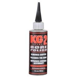 KG PRODUCTS KG2 Bore Polish 4 Oz Bottle