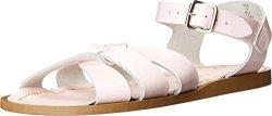 Salt Water Sandals By Hoy Shoe Saltwater By Hoy Girls Little Kid The Original Sandal Shiny Pink 2 M Us Little Kid
