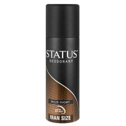 Status Deodorant Body Spray Wild Ivory 200ml