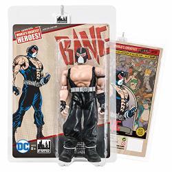Figures Toy Company Dc Comics Retro 8 Inch Action Figure Series: Bane