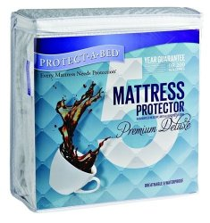 Deals on Protect-A-Bed Premium Deluxe Mattress Protector ...