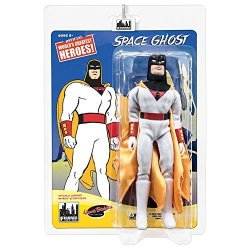 Unique Cell Distributors LLC Figures Toy Company Space Ghost Action-figures 8