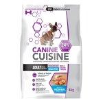 CANINECUSAINE - Canine Cuisine Grain Free Chicken Potato Dog Food
