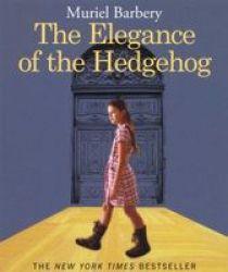 The Elegance Of The Hedgehog cd
