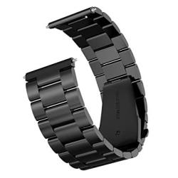 Infiland Gear Sport gear S2 Classic Watch Band Stainless Steel Metal Replacement Strap Wrist Band For Samsung Gear Sport SM-R600
