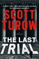 The Last Trial Hardcover Large Type Large Print Edition
