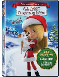 Mariah Carey& 39 S All I Want For Christmas Is You DVD