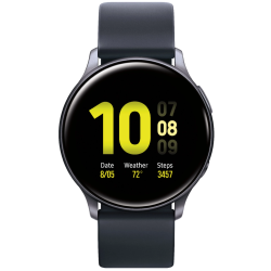 Samsung Galaxy Watch Active 2 40mm in Black Special Import