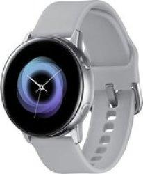 Samsung Galaxy Active Smart Watch in Silver