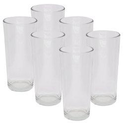 No Brand - 6PK Hi Ball Glass
