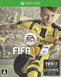Microsoft Fifa 17 Xbox One Japan Import
