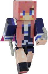 USA Endertoys Highschool Girl Action Figure Toy 4 Inch Custom Series Figurines
