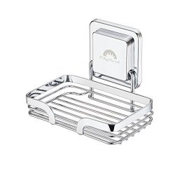 Stainless Steel Soap Dish Holder Wall