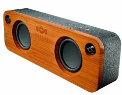 House Of Marley Get Together Bluetooth Portable Audio System - 3.5 Woofer & 1 Tweeters 30M Wireless Range 8 Hour Playtime Built