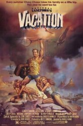 Pop Culture Graphics National Lampoon's Vacation 1983 - 11 X 17 - Style B
