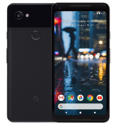 Google Pixel 2 XL 128GB in Just Black Special Import