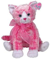 Ty Sugarcat - Pink Striped Cat By Ty