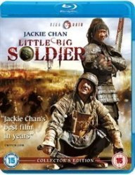 Little Big Soldier blu-ray Disc