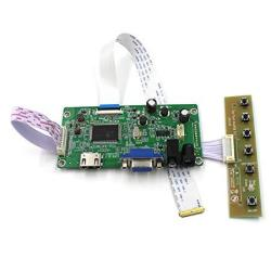 HDMI+VGA LCD EDP Controller Driver Board Kit for LED Panel N116HSE-EBC 1920X1080