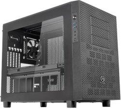 Thermaltake Tt Case M-atx Cube Core X2 Ca-1d7-00c1wn-00