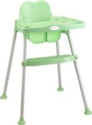 Nuovo High Chair Green