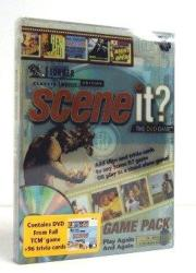 Scene It? Super Game Pack DVD - Turner Classic Movies Edition By Mattel