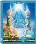 Tinkerbell: Secret Of The Wings Blu-ray