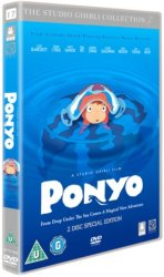 Ponyo 2 Disc Special Edition - Import DVD