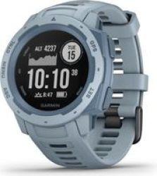 Garmin Instinct Smart Watch Sea Foam