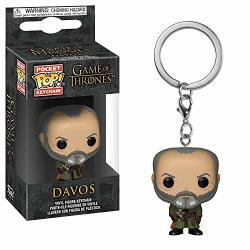 Funko Pop Keychains: Game Of Thrones - Davos