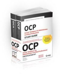 Ocp - Oracle Certified Professional On Oracle 12c Certification Kit Paperback