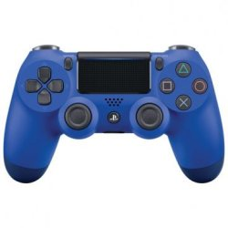 PS4 Dualshock 4 Top And Bottom Shell Series Matt Blue