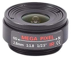 Aida CS-2.8F Mount HD Camera Lens