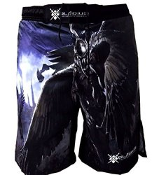 MMA Fight Shorts Grappling Kick Boxing MMA Cage Muay Thai Shorts  S to XXL