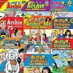 Archie Comics Digest Value Pack Includes 10 Books